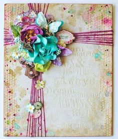 Embellished Memories: I have a Prima Video Tutorial to Share!