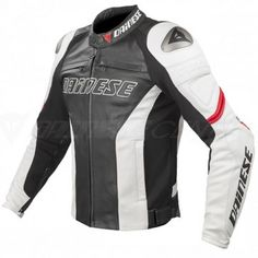 The aggressive, sporty look and unmistakeable Dainese style of this cowhide jacket are further enhanced this year with CE - Category II standard certification. The shoulders have co-injected aluminium inserts and composite protection