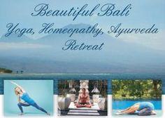 Yoga, Homeopathy and Ayurveda Retreat in Bali, Indonesia