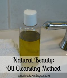 oil cleansing method 1