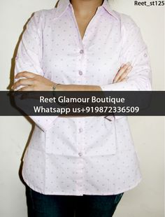 Elegant Lavender Blush Dot Printed Cotton Shirt Product Code : Reet_st125 To Order, Call/Whats app On +919872336509 We Offer Huge Variety Of Punjabi Suits, Anarkali Suits, Lehenga Choli, Bridal Suits,Sari,Shirts,Kurti, Gowns Etc .We Can Also Design Any Suit Of Your Own Design And Any Color Combination.