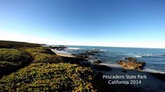 Beautiful video of Pescadero beach