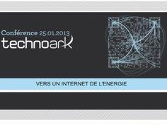 L'énergie au coeur de la conférence TechnoArk