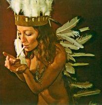 Smoking Indians - Designspiration