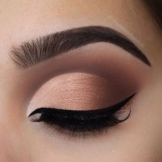 Eye Makeup Tips.Smokey Eye Makeup Tips - For a Catchy and Impressive Look Cute Makeup, Prom Makeup, Pretty Makeup, Bridal Makeup, Wedding Makeup, Pageant Makeup, Makeup Goals, Makeup Inspo, Makeup Inspiration
