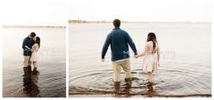 barker's island engagement session of josh and allison by duluth wedding and engagement photographer mad chicken studio…