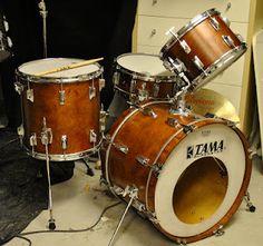 Vintage Drummer Sweden: TAMA SUPERSTAR