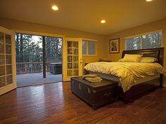 Heavenly Valley house rental - Downstairs bedroom #2