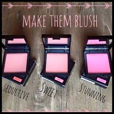 Moodstruck Minerals Pressed Blusher ~ Mineral-based, highly-pigmented, perfectly tinted blush. Take your cheeks anywhere from Sweet to Scandalous with a range of Pressed Blushers that brighten your face & last all day!  #Younique #ClickImageToShop #Questions #EmailMe sarahandbrianyounique@gmail.com