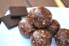 Hazelnut and Cacao 'Bliss Balls' with Karly Kallis   activeNOW