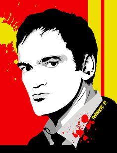 I <3 all Quentin Tarantino movies!! Love him.