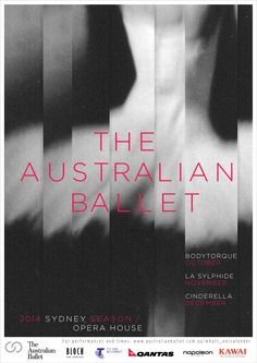 a6256eaead Ballet poster on The Loop Ballet Posters