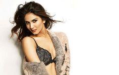 click for full size image: Vaani Kapoor Sexy Hot FHM Magazine Photoshoot in Bikini _ Lingerie Pics