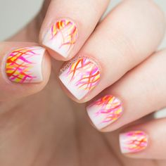 The Nailasaurus | UK Nail Art Blog: 31 Day Challenge: Inspired by a Color