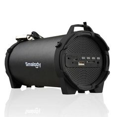 Buy Smalody Wireless Deep Bass Bluetooth Outdoor Speaker Power Bank Big Power HiFi Portable USB Stereo Subwoofer Sound Box at Wish - Shopping Made Fun Stereo Speakers, Bluetooth Speakers, Subwoofer Speaker, Wireless Outdoor Speakers, Portable Speakers, Passive Subwoofer, Loudspeaker Enclosure, Powered Speakers, Usb