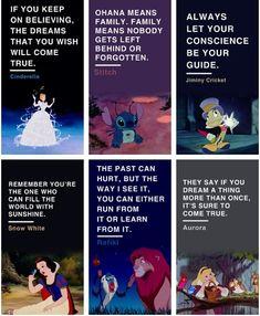 Citations Disney, Citations Film, Citation Rap, Image Citation, Disney Amor, Disney Love, Disney Sayings, Disney Disney, Disney Quotes To Live By