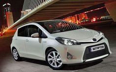 Cheapest & More Efficient Toyota 2013: Toyota Yaris — Review