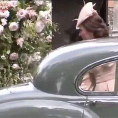 Pippa Middleton Wedding, Kate Middleton, Pippas Wedding, Riveting, Princess Kate, Duke, Royals, Gifs, Celebs