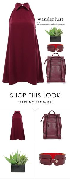 """""""Untitled #68"""" by lannaswilley ❤ liked on Polyvore featuring Lux-Art Silks and Mason's"""