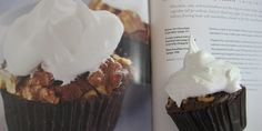 Rocky Road Cupcakes with Marshmallow Frosting — Coolinarika
