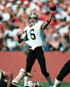 1982: QB Ken Stabler Joins the Saints