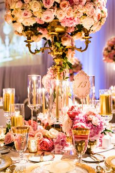 WedLuxe – An Ultra-Luxe, Three-Day Eastern Wedding – Day 2: Inspired by Marie Antoinette | Photography by: Ikonica Follow @WedLuxe for more wedding inspiration!