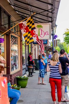 Downtown Berlin, Maryland's Coolest Small Town