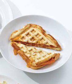 Waffle Panini!!!!!!!!! 5 Delicious Waffle Recipes