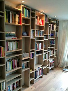 Portfolio van de gemaakte meubels