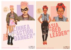 SP Character Design by UrsulaDecay.deviantart.com on @DeviantArt