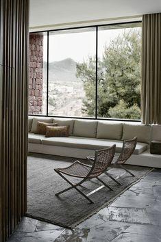 Villa E., Atlas Mountains, Morocco • Architects: Karl Fournier, Olivier Marty (Studio KO) • // #Minimalist