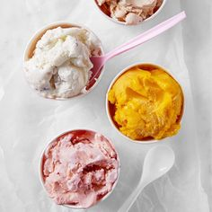 3 methods to make homemade ice cream without an ice cream maker Making Homemade Ice Cream, Vegan Ice Cream, Ice Ice Baby, Vegan Kitchen, Ice Cream Maker, Gelato, Coco, Cake Recipes, Food And Drink