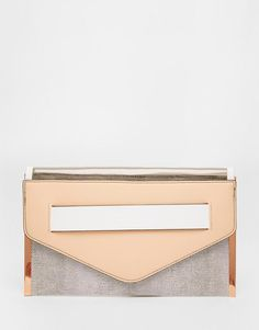 New Look | New Look Oversized Clutch at ASOS