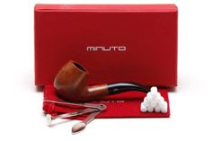 Savinelli Minuto Smooth 609 Tobacco Pipe * Learn more by visiting the image link.