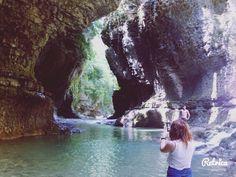 Martvili Waterfall