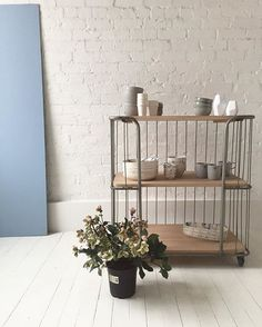 We can't wait to reveal our new kitchen trolley next week!  from yesterday's photo shoot