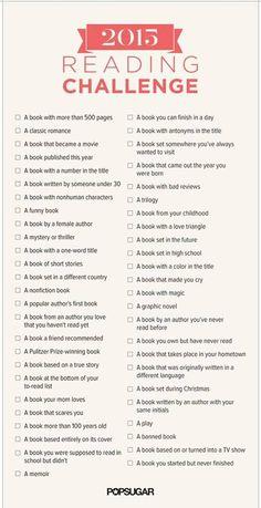 Fun Reading Challenge | Tammara Webber
