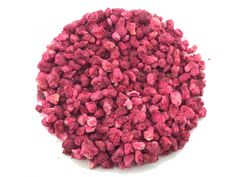 Mesmerized by my hot pink colour? I don't blame you! But beside my colour my flavour is also pretty interesting! I am sweet and crispy and delicious in yoghurt! Pink Color, Colour, Freeze Drying, Dried Fruit, Blame, Pomegranate, Sugar Free, Raspberry, Hot Pink