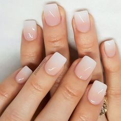 50 Cool Nail Design 2019 That Will Make You Look Hot 50 Cool Nails 2019 – Fashion & Glamour Trends 2019 – Katty Glamour Fabulous Nails, Perfect Nails, Milky Nails, Crome Nails, Nagellack Design, Classic Nails, Dipped Nails, Silver Nails, Matte Nails