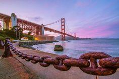 San Francisco Photo  Sunset Landscape  MUST by DaveGordonPhotos, $9.00