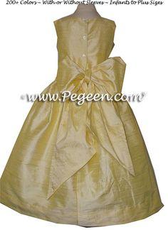 Baby Dress Infant Girl Dresses Lemon Print Clothes Slip Dress Princess Dress CFG