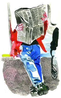Art Journal | Lauren Tamaki