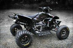 awesome Custom honda trx450r with dasa exhaust... Honda 2017 Check more at http://carsboard.pro/2017/2016/12/28/custom-honda-trx450r-with-dasa-exhaust-honda-2017/