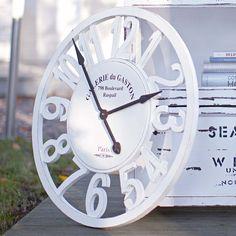 lovely clock http://impressionen.de