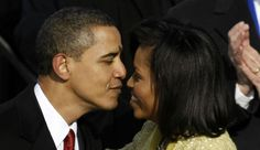 Barack And Michelle Obama Exchange Mushy Valentines Day Twitter Messages