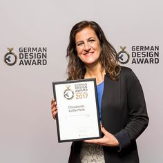 Revigrés was distinguished with the German Design Award Special 2017. It is the first Portuguese company in the ceramic wall and floor tiles industry to receive this prize, awarded to the Chromatic Collection.