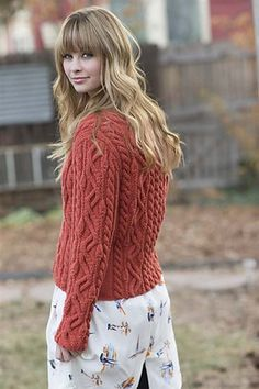 Ravelry: Currant Cardigan pattern by Margie Mitchell