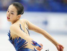 真央3度目V、鈴木明子6位 世界選手権