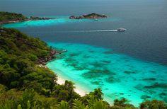 Fondo pantalla Tailandia Bahia