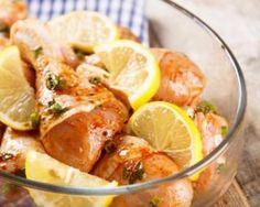Poulet au citron et au miel minceur Croq'Kilos…